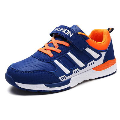 Boys Fashion Walk Running Shoes Athletic Sneakers Casual Shoes(Little/Big Kids)