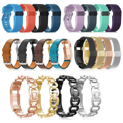 Various Luxury Watch Band Replacement Wrist Strap Bracelet For Fitbit Charge HR