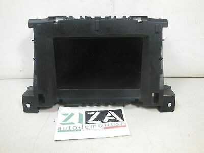 Display Multifunzione Opel Astra H SW 1.7 2005 13111165 317099190 1024870-00