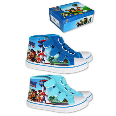 Paw Patrol  Girls/Boys SHOES  official KIDS sizes 7-13 New