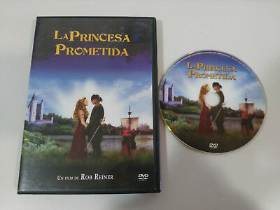 La Princesa Prometida Princes Bride Rob Reiner Mark Knopfler Dvd Español English