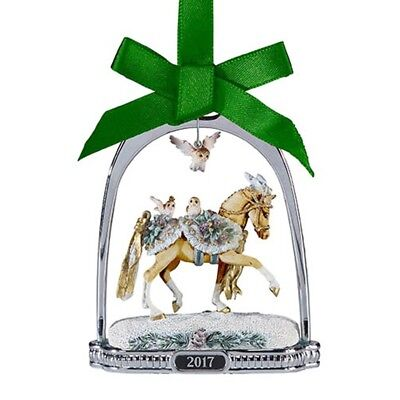 Breyer Breyer Winter Wonderland Stirrup Ornament - 2017 Holiday