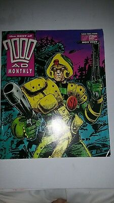 The Best Of 2000Ad Monthly - Judge Dredd  - Issue No. 50