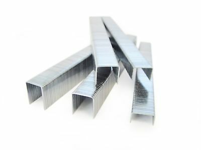 Tacwise 140 Series Hammer Tacker Staples - 5000 Per Box, Fits Stanley, Arrow T50