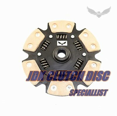 JDK 1988 HONDA CIVIC & CRX 1.5L 1.6L D15 D16 STAGE3 CLUTCH DISC 200mm 21Spline