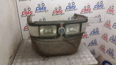 New Holland TM Series Super Steer Front Axle Front Grill Assy 82013898