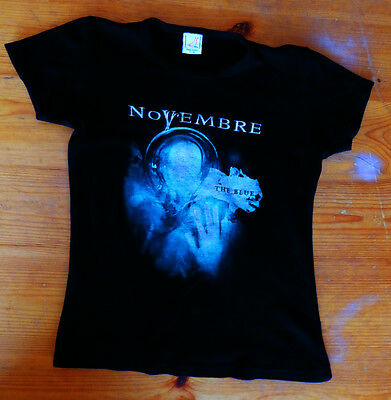 NOVEMBRE-The Blue-Girlie t shirt-RARE