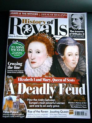 History Of Royals Magazine Issue 17 (new) 2017