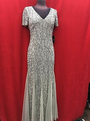 Adrianna Papell Dress/size 6/long Gown/retail$369/new With Tag/nordstorm Dress