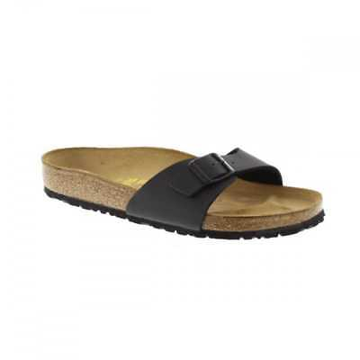 Birkenstock Madrid Regular Fit Nero 0040791 Sandali Donna