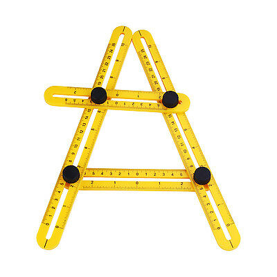 Measuring Instrument Angle izer template tool four-sided ruler mechanism slides