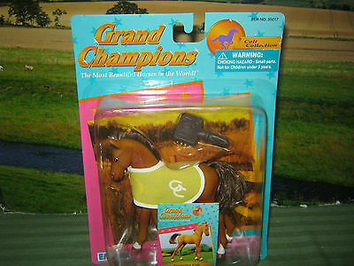 Grand Champions Colt Collection Foxtrotter Colt Empire Industry 1995 #50017
