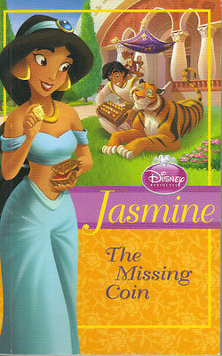 Disney Princess - Jasmine The Missing Coin - 2012 Pb - Lovely Condition