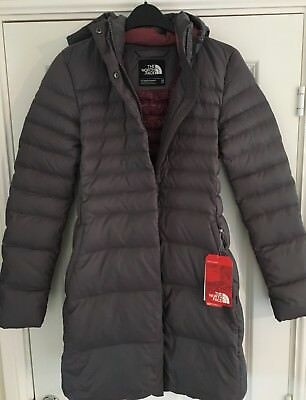 070516748de65 RRP £300   The North Face 700 Down Grey Kings Canyon Parka Coat   BRAND