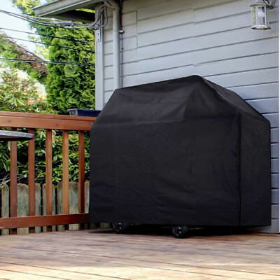 """67"""" 75"""" Outdoor Waterproof BBQ Cover Garden Patio Gas Barbecue Grill Protection"""
