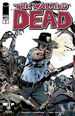The Walking Dead Digital Comic Collection Disk