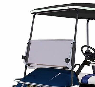 EZGO TXT Golf Cart Tinted Folding Windshield | 1994-2013
