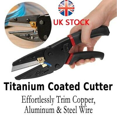 UK Multi-Function Cut 3 In 1 Pliers Power Cutting Tool With Built-In Wire Cutter