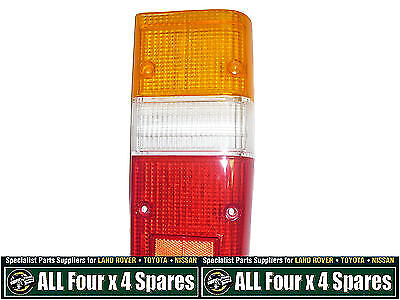 Right Rear Tail Light Lens suitable for Landcruiser 60 Series