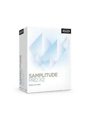 Magix Samplitude Pro X2 Silver Key Digital Global Download Fast Delivery Windows