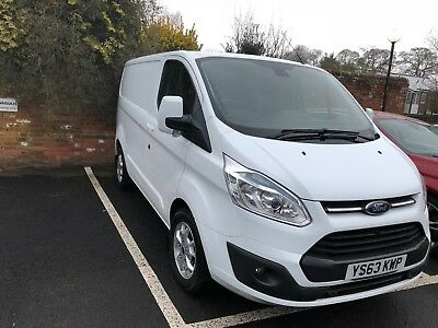 Truckmount Carpet Cleaning Van. Ford Transit Custom & amazing complete package