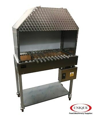 Commercial BBQ Rotisserie Charcoal Grill