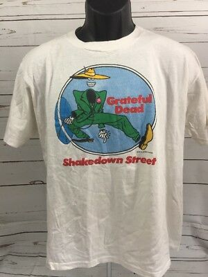 735a4f75 Vintage 1972 Ice Cream Kid Grateful Dead Double Sided Invisible Pimp USA  Large