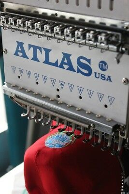 AT1201-S Embroidery Machine