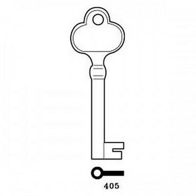 ezlok 405 Ashtree Wardrobe Key