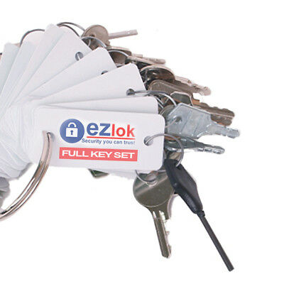ezlok Window Handle Key Kit