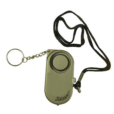 Key Ring Battery Operated Personal Alarm & Torch