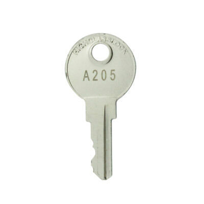 Override Key For Maxus Combination Cam Locks