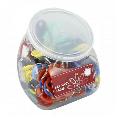 Display Jar - 104 Key Tags