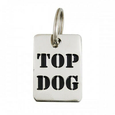 Engravable Pet Tag - Top Dog