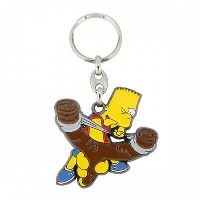 Bart Catapult Key Ring
