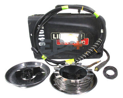 Lincoln LN-25 Pro Suitcase Welder w/ Gun & Wire Drum (94162) - EParts Plus