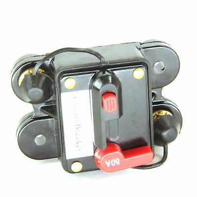 HFS Marine 100 Amp 12V Contactor (Circuit Breaker) For Anchor Windlass