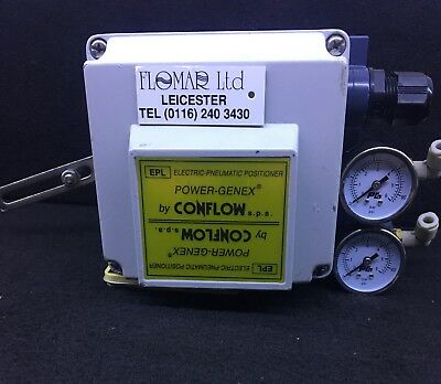 Electro Pneumatic Valve Positioner Power-Genex EPL