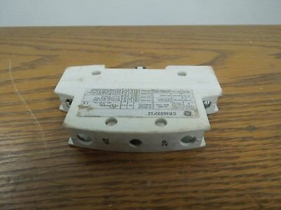 GE CR460XP32 Lighting Contactor Power Pole (For CR460) 2 Pole Used