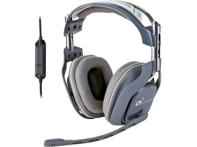Astro Gaming A40 Over Ear PC Gaming Headset - Dark Grey