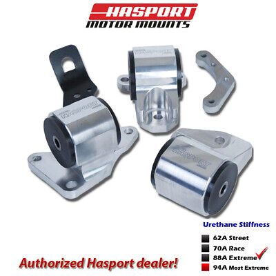 Hasport Motor Mounts 2016-2018 Honda Civic Rear Engine Mount FCRR-88A