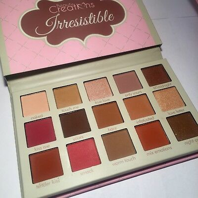 Beauty Creations Irresistible Palette Vs Anastasia Modern