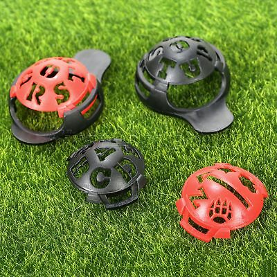 Golf Ball Line Marker Template Drawing Alignment Mark Sign 6 in 1 Multi Function