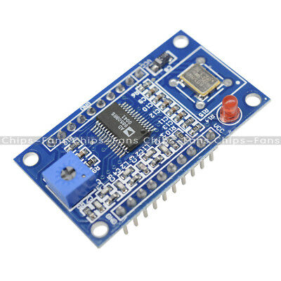 AD9850 DDS Signal Generator Module 0-40MHz 2 Sine Wave And 2 Square Wave