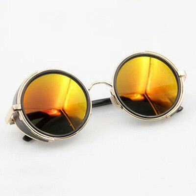 Anime HELLSING Alucard Vampire Hunter Tailored Glasses Orange Sunglasses Cosplay