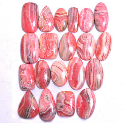 575 Ct Top Quality 100% Natural Untreated Rhodochrosite Wholesale Gemstones Lot