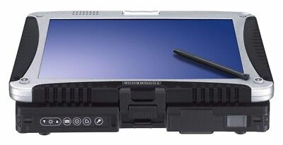 Panasonic Toughbook CF-19 MK-7, Core i5-3340M - 2.7GHz, 8GB, 128GB SSD , Win 10