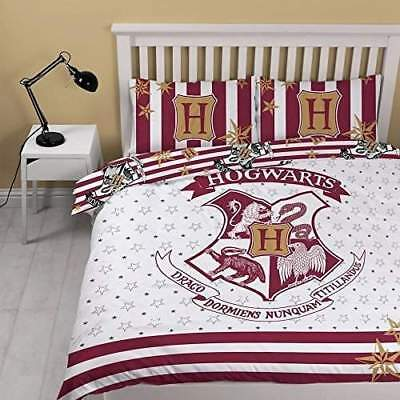 Harry Potter 'Muggles' Double Duvet Set   Brand New   Free Delivery