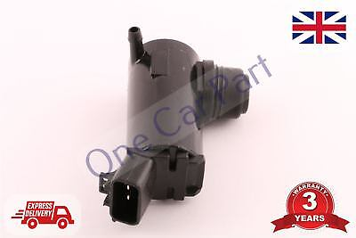 Front or Rear Windscreen Washer For Pump Hyundai Terracan 2003, 04, 05, 06 2007