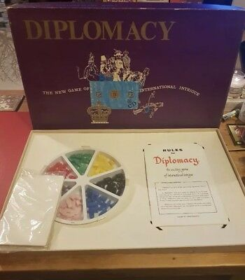 an analysis of diplomacy a strategy board game Webdiplomacy is an online, multiplayer, turn-based strategy game that lets you play diplomacy online.